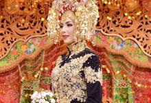 From The Wedding Of Febbi & Roli by Luqmanfineart