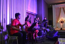 Oriental Package by RBI Entertainment / WeddingBand