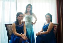 Tedo & Dewi Wedding by edyson photography