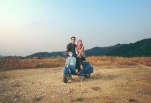 Linanda & Reksi - PREWEDDING by NET PHOTOGRAPHY