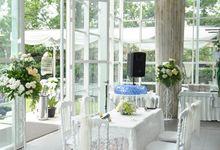 Icha & Openk Wedding by Malaka Hotel Bandung