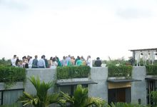 The Roof top party by Bisma Eight
