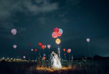 Fairy Lights Portraits by Midnight Sparks
