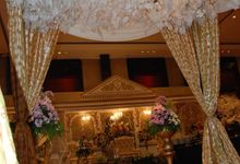 TRANS STUDIO MALL Wedding of Rian and Nadya by DeRose Decoration