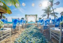 Huang Sin Yi and Chen Chia Hsiu Wedding by Lembongan Beach Club and Resort