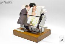Wedding Giphoscope n 2 by The Giphoscope