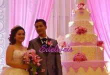 Wedding Day Of Tomy & Meryna by Edelweis Organizer