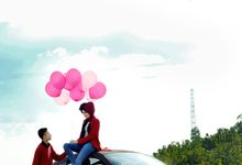 Kun & Iit Prewedding by Donjuan Photography