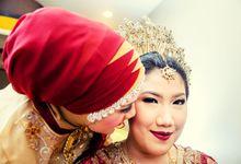 Cika & Hasnan Wedding at Millenium Hotel Jakarta by GoFotoVideo