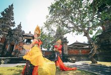 pre wedding II by Rudhia Salon & Photography