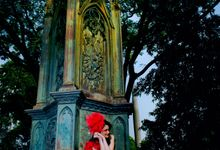 Pre Wedding Museum Prasasti by edyson photography