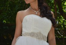 Bridal Photoshoot Agustin by Vivi Christin Makeup Artist & Hair Stylist