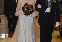 Wedding Day Of Jony & Lena by Edelweis Organizer