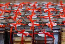 Door gifts by Baked KL