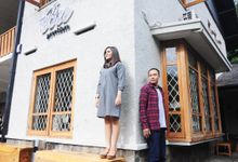 prewedding cita & wendy by Alunna