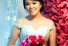 Wedding Day Yulia Alfa by edyson photography