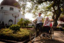 Prewedding Puspa dan Reza by 3KENCANA PHOTOGRAPHY