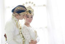 Wedding Dewi & Radhit by Canopy Wedding Organizer