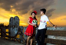 Fika & Ariana Pre Wedding by edyson photography