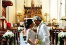 Wedding Of Ivana & Christmas by The Rainbow Organizer