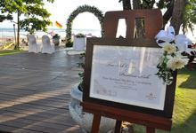 Wedding of Teo Pauline by Anantara Seminyak Bali Resort