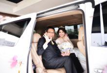 Wedding Day Ricky & Kristella by La Rose Organizer