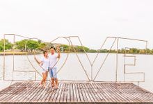 Happi & Jambi Post wedding shoot by Don Villanueva Photography