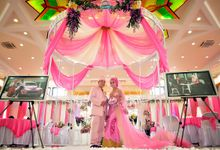 The Wedding Maya and Husni by Und2s Studio