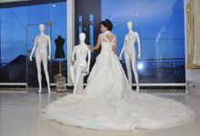 wedding arbie & kristina by Cien MUA & Bridal