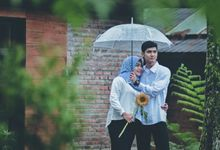 prewedding wahyu & rita by Alunna