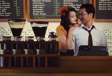 Faisal & Gita Pre wedding by Limitless Pictures