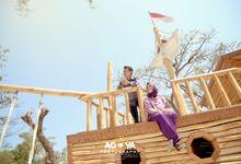 Prewedding Sinta & Harry by Agoya Photography