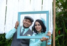 Rustic Outdoor Wedding by RiseO