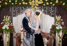 Arief and Ratih Wedding by Hotel Salak The Heritage