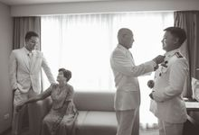 Jun and Hazel Nuptial by Raychard Kho Photography