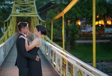 Rommy & Lisa Prewedding by Abstract Photography