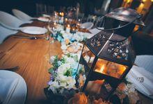 Wedding at Oceana by Oceana Restaurant