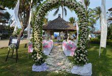 Greg and Shona Wedding by Grand Aston Bali Beach Resort