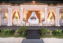 PASUNDAN PALACE Lussy & Taufan by GHAISANIYARA WEDDING