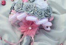 Marini Brooch Bouquets by Marini Bouquets