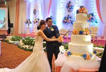 Marissa dan Mario by Rose Petal Weddings