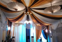 Cipete by VIP TENT DECORATIONS