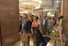 Wedding of Nisa & Ame February 5th 2017 by Ambhara Hotel Jakarta