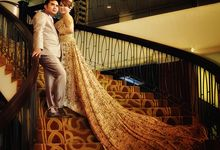 The Wedding imam and Lia by Und2s Studio