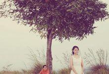 Audy + Yassin Prewedding by Tikma Photography