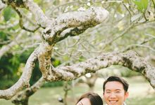 Engagement photography causal by Glen Sin's Photography