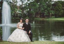 prewedding outdoor amel & felix by Francis'k Bride