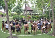 Indra and Tashia Wedding at Plataran Canggu Bali Resort and Spa by Plataran Indonesia