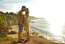Michelle & Louis by Tropical Photography Bali