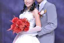 Merry & Angky by DnAngel Photodesign